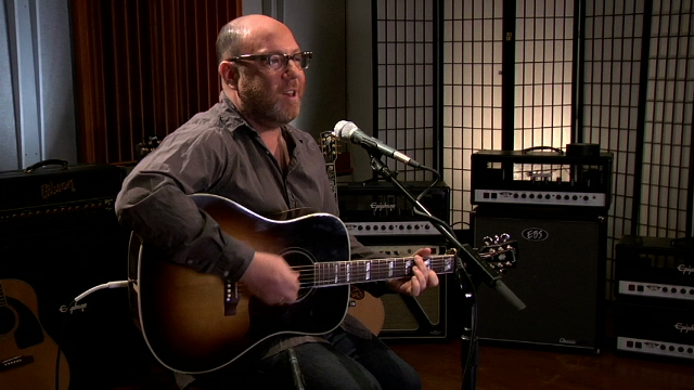 Adam Levy performs Promise To California on The Jimmy Lloyd Songwriter Showcase