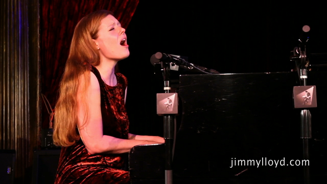 Catherine Brookman performs Tears on The Jimmy Lloyd Songwriter Showcase