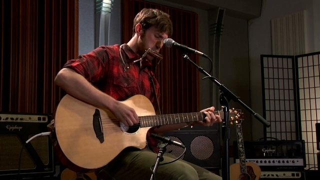 Danny Ross performs Always On My Way on The Jimmy Lloyd Songwriter Showcase