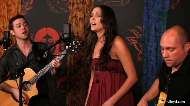 Jessi Rae Waltz and Travis Nilan perform My Love on The Jimmy Lloyd Songwriter Showcase