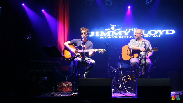 JLSS Live at the Highline Ballroom III on The Jimmy Lloyd Songwriter Showcase