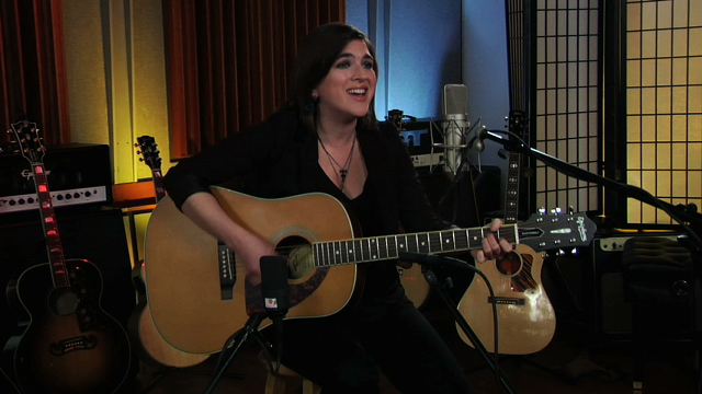 Laura Warshauer performs Impossible on The Jimmy Lloyd Songwriter Showcase