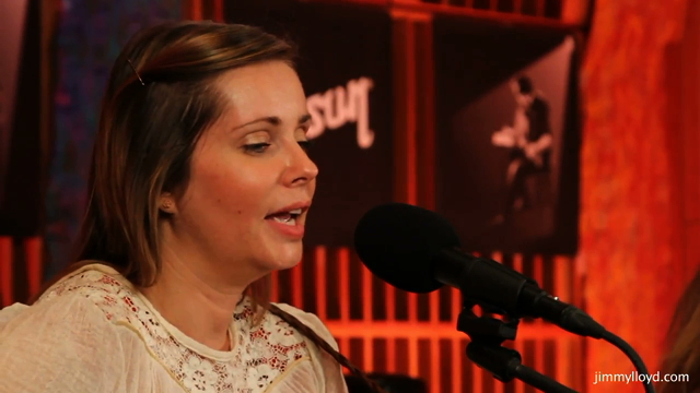 Marta Pacek performs One Day on The Jimmy Lloyd Songwriter Showcase