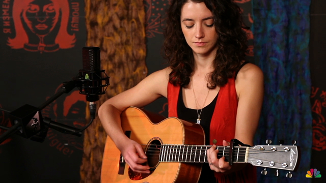 Michaela Anne performs The Haunting on The Jimmy Lloyd Songwriter Showcase