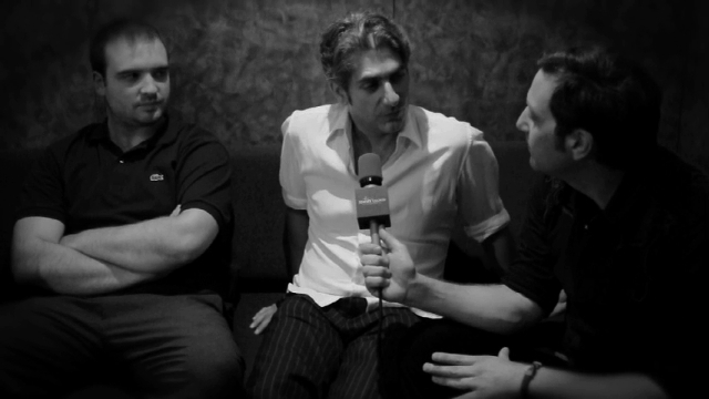 Michael Imperioli is interviewed on The Jimmy Lloyd Songwriter Showcase