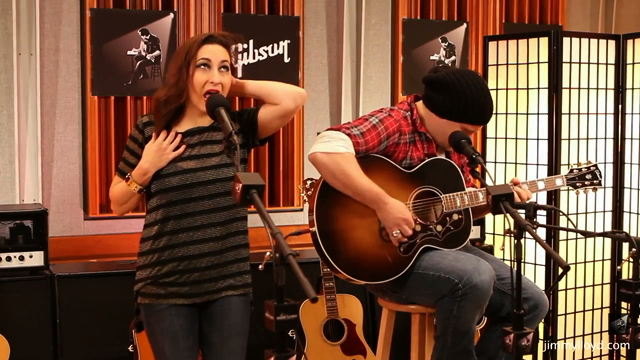 Sylvana Joyce and Chris King perform Lick on The Jimmy Lloyd Songwriter Showcase