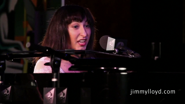 Sylvana Joyce performs The Break on The Jimmy Lloyd Songwriter Showcase